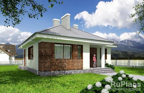 Дом 11 x 11