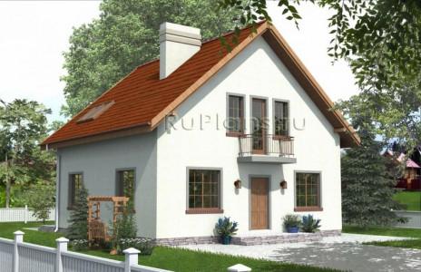 Дом 10 x 10