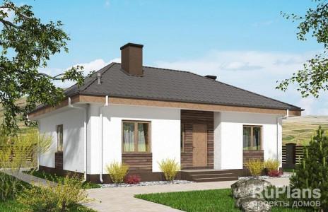 Дом 12,67 x 11,37