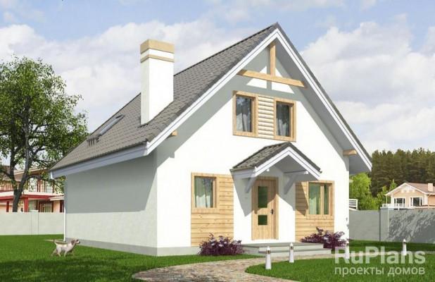Дом 10,37 x 8,37