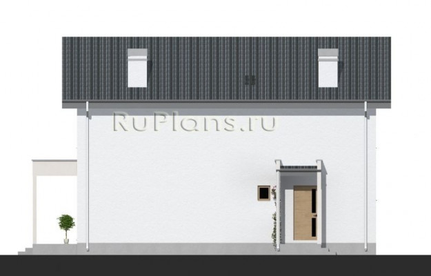 Дом 12,04 x 12,04