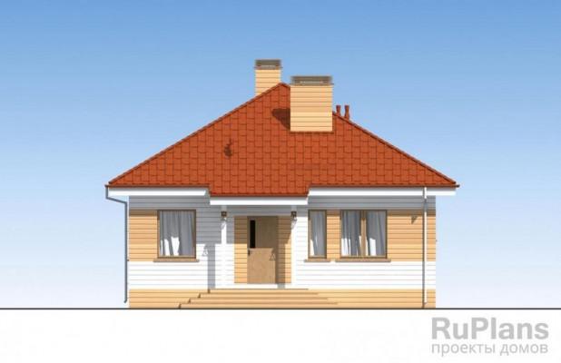 Дом 9,44 x 9,44