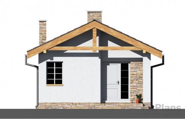 Дом 6,04 x 8,84