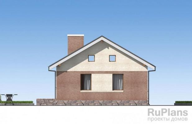 Дом 11,98 x 8,28