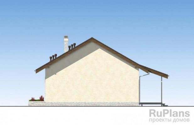 Дом 14,52 x 12,47