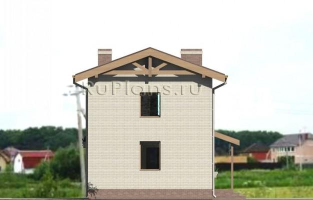 Дом 5,98 x 8,98