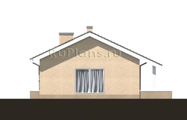 Дом 16,98 x 12,22