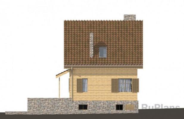 Дом 10,4 x 12,03