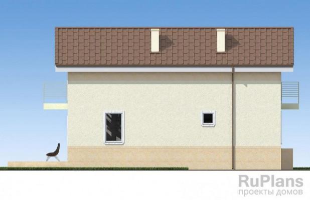Дом 10,62 x 5,02