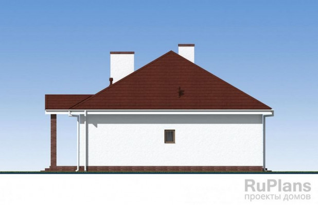 Дом 12,12 x 14,62