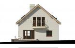 Дом 9,94 x 9,96