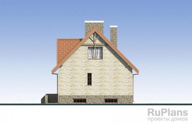 Дом 9,76 x 11,28