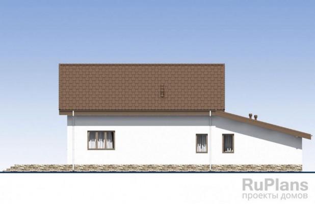 Дом 7,92 x 17,82