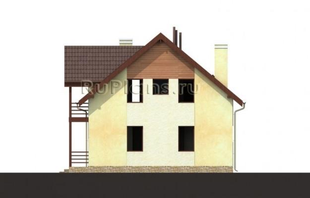 Дом 10,19 x 10,19