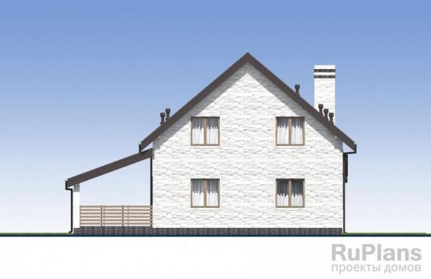 Дом 10,79 x 13,49