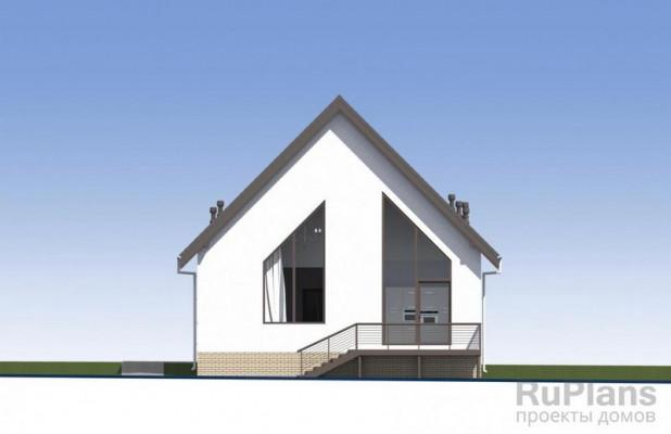 Дом 14,2 x 10,02