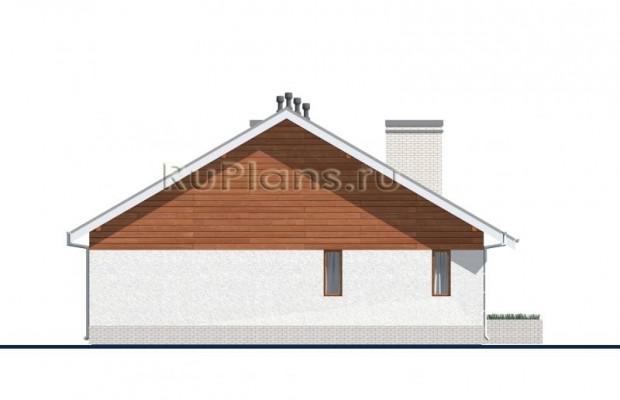 Дом 12,74 x 12,34