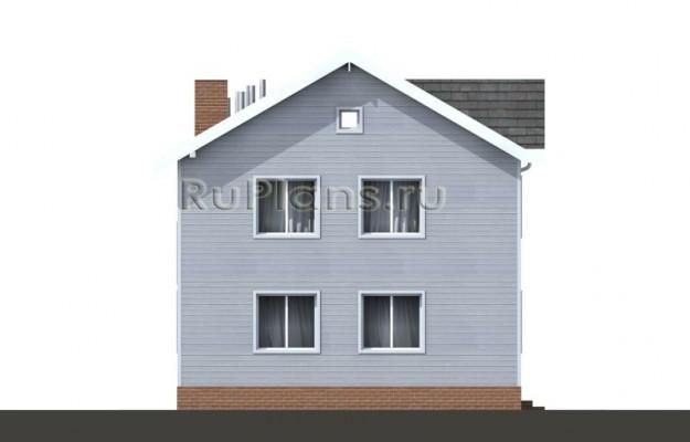 Дом 10,48 x 8,48