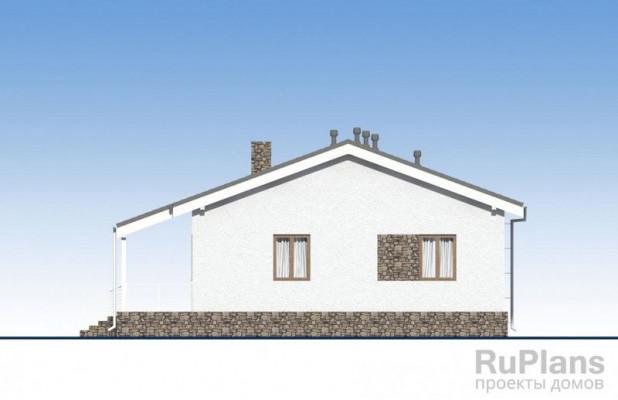 Дом 12,56 x 10,12